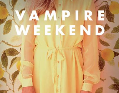 Vampire Weekend: Lemon Sounds
