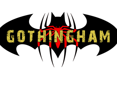 Gothingham - Batman/Spider-Man Parody