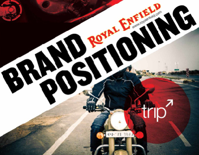 royal enfield brand positioning booklet