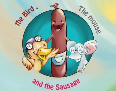 The bird,the mouse and the sausage