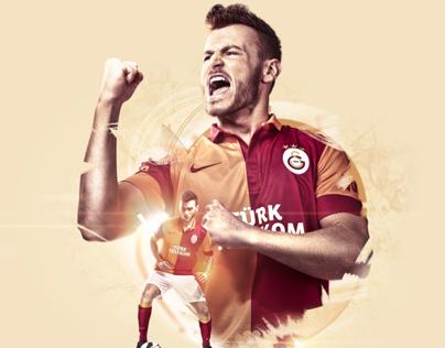 Galatasaray Jersey / Personal