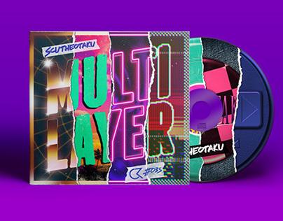 SCUTHEOTAKU - Multilayer (Album artwork)