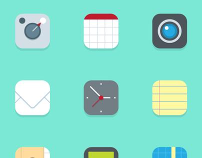 Object Based Icons