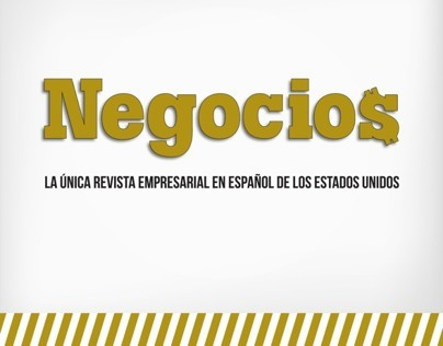 NEGOCIOS MAGAZINE SOCIAL MEDIA MATERIAL / COVER SAMPLES