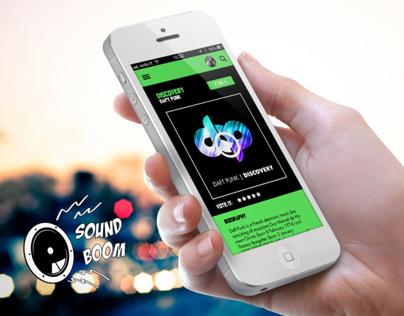SoundBoom App