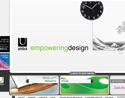 Umbra - empowering design