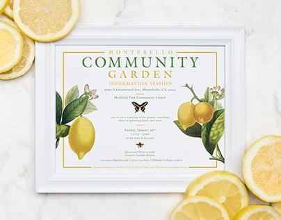Holifield Community Garden
