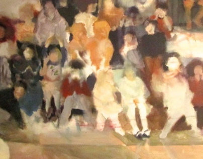 spring paintings, 2013