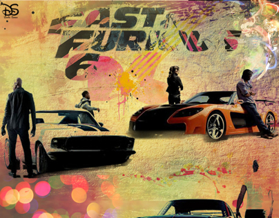 fast & Furious 6 Design ^_^