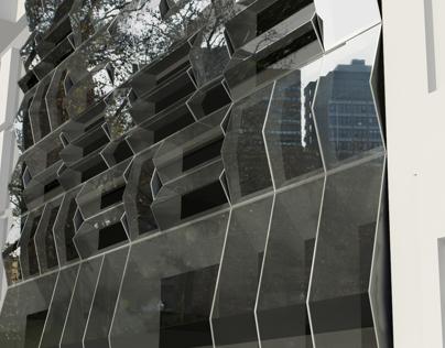 polyvalent facade