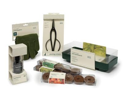 Ace Urban Gardening Rebrand/Packaging