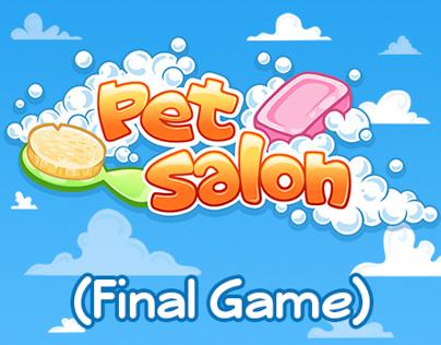 Pet Salon Mobile Game - Final Game