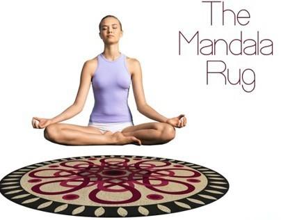 THE MANDALA RUG