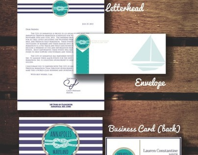 Rebrand Project -Annapolis, Maryland