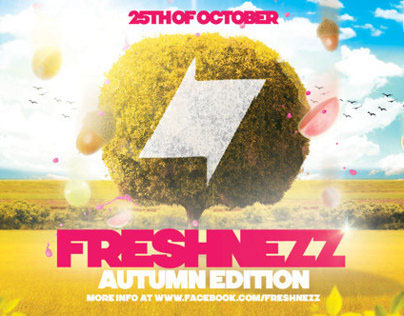 FreshneZZ - 25th of october 2013 - Teaser visuals