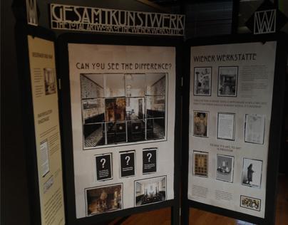 Gesamtkunstwerk: The Wiener Werkstatte - Exhibition