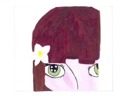 Acrylics on Canvas and mixed media