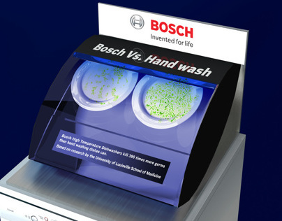 Bosch Household Appliances Campaigns(dishwasher)