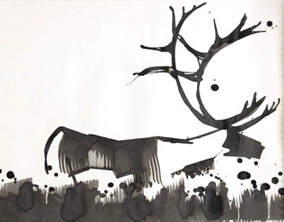 Inked Animals