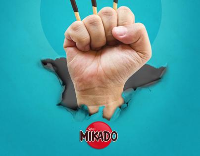 Mikado on Facebook