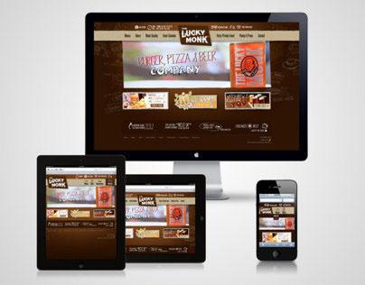 The Lucky Monk Website