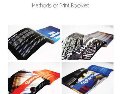 Methods of Print