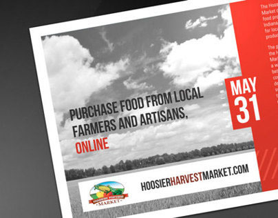 Hoosier Harvest Market Mailer