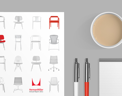Herman Miller: Annual Report