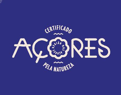 Rebranding Açores