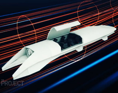 THE PROJECT - HYPERLOOP