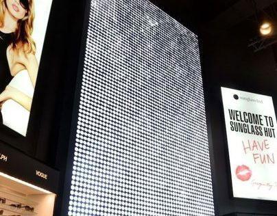 Sunglass Hut Times Square
