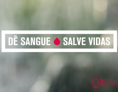 Campanha de sensibilização para a Dádiva de Sangue 2013