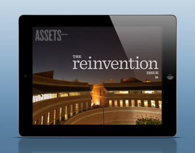 UCLA Anderson Assets Magazine