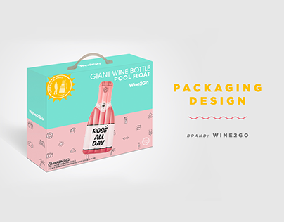 Packaging Design: W2G