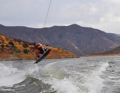 San Diego Wakeboarding 2012