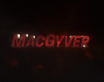 MacGyver S4 Title Sequence