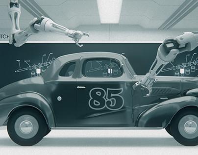 Car - Intro Style Concept