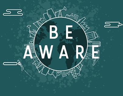Be Aware- Graduate Project