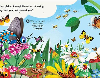 'Brilliant Bugs' Book