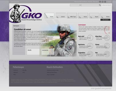 GKO Redesign 2010