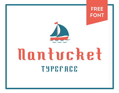 Nantucket Typeface