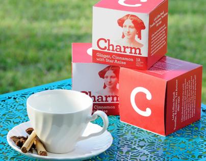 Charm - Tea Packaging