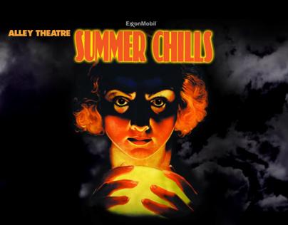 Alley Theatre Summer Chills