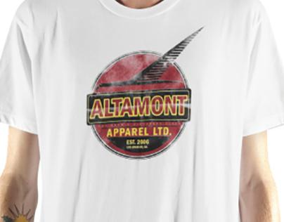 Altamont T-designs