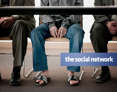 The Social Network Theatrical Website