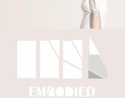 Embodied (Deconstructivist Fashion Project)
