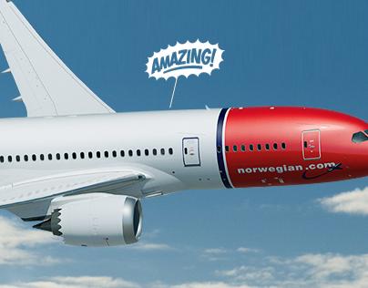 Norwegian - Least Traveled