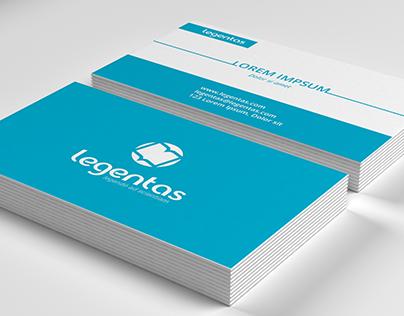 Legentas | Branding