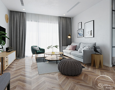 GreenPark Apartment