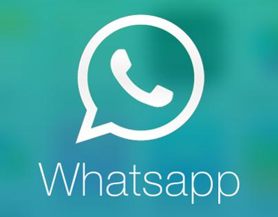 Whatsapp for iOS 7
